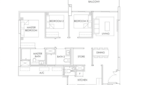 ola-ec-floorplan-3-bedroom-premium-b4a